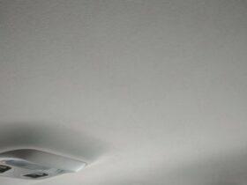 Химчистка потолка авто