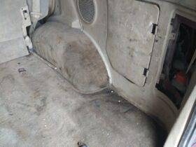 Багажник до химчистки