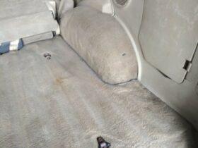 Багажник после химчистки